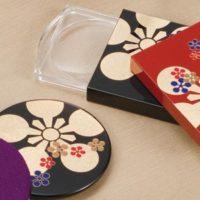 金箔貼梅鉢紋シリーズイメージ写真